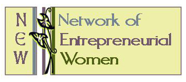 NEW Network of Entrepreneurial Women logo